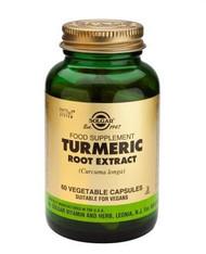 Solgar® Turmeric Root Extract – 60 Capsules