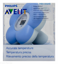 Lucan Pharmacy AVENT Digital Bath and Bedroom Thermometer (Blue)
