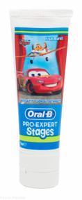 Oral-B® Stages Fruit BuOral-B® Pro-Expert Stages Disney Cars Fruit Burst Fluoride Toothpaste 75ml rst Fluoride Toothpaste 75ml