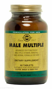 Solgar Male Multiple  Dietary Supplement – 60 Tablets