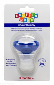Snufflebabe® Inhaler Dummy 3 Months +