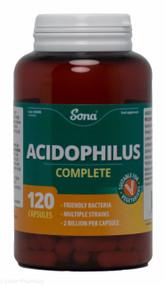 Sona® Acidobifidus – 120 Tablets