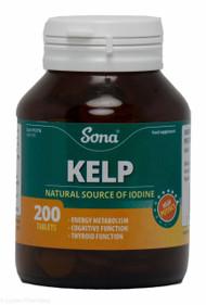Sona® Kelp – 200 Tablets