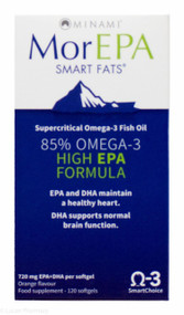MorEPA Smart Fats® FAMILY PACK - 120 Soft Gels