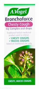 A. Vogel Bronchoforce Ivy Complex Oral Drops – 50ml