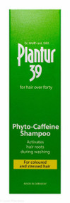 Plantur 39 Phyto-Caffeine Shampoo For Coloured & Stressed Hair – 250ml