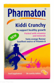 Pharmaton® Kiddie Crunchy - 30 Crunchy Tablets