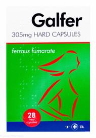 Galfer 305mg – 28 Hard Capsules #P