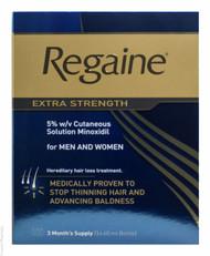 Regaine® Extra Strength Scalp Solution 60ml - 3 Month Supply