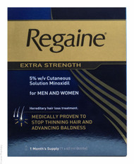 Regaine® Extra Strength Scalp Solution 60ml - 1 Month Supply