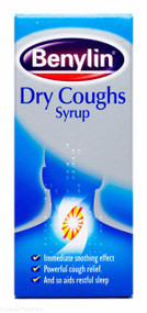 Benylin® Dry Coughs Syrup – 125ml #P