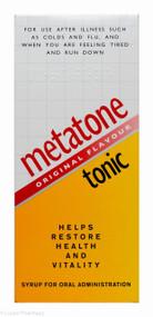 Metatone Tonic Original Flavour – 300ml #P