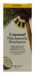 Capasal™ Therapeutic Shampoo Anti-Dandruff - 100ml