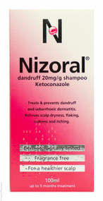 Nizoral® Anti-Dandruff Shampoo - 100ml