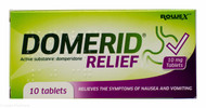 Domerid® Relief 10mg – 10 Tablets #P