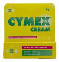 Cymex® Cream Triple Action Formula – 5g #P