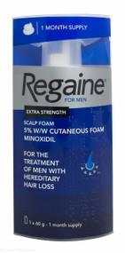 Regaine® Extra Strength Scalp Foam 73ml - 1 Month Supply