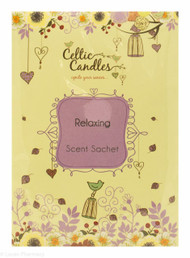 Celtic Candles Scent Sachet – Relaxing
