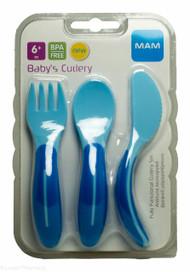 MAM Baby's Cutlery Set 6+ months