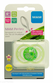 Lucan Pharmacy  MAM Perfect Soother - 6mth+