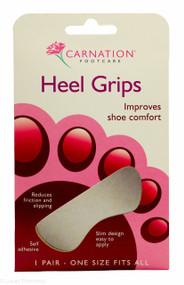 CARNATION® Footcare Heel Grips - 1 Pair