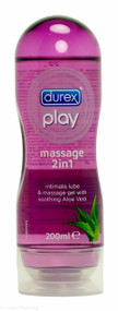Lucan Pharmacy Durex® Play™ massage 2in1 Intimate Lube Massage Gel With Aloe Vera - 200ml