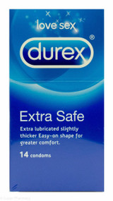 Durex® Extra Safe Condoms - 14 Condoms