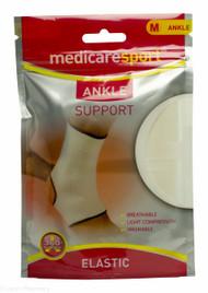 Lucan Pharmacy Medicare Sport+® Elastic Ankle Support - M