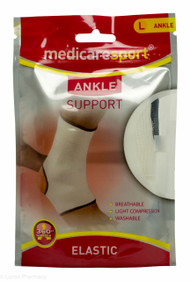Lucan Pharmacy Medicare Sport+® Elastic Ankle Support - L