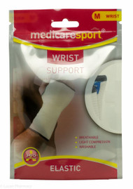 Lucan Pharmacy Medicare Sport+® Elastic Wrist Support - M