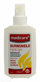 Lucan Pharmacy Medicare+® BURNSHIELD® Hydrogel Spray - 125ml