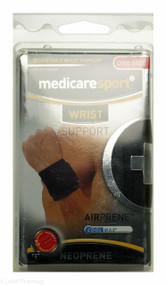 Lucan Pharmacy MedicareSport+® Adjustable Neoprene Wrist Support - One Size Fits All