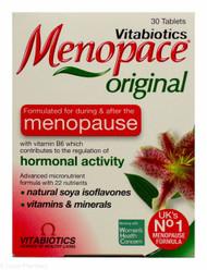Vitabiotics Menopace®Original 30 Tablets
