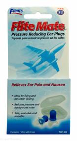 Flents® Flite Mate Pressure Reducing Ear Plugs - 1 Pair