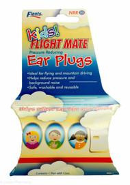 Flents® Kids! Flite Mate Pressure Reducing Ear Plugs - 1 Pair