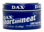 DAX® Short and Neat™ Light Hair Dress - 99g