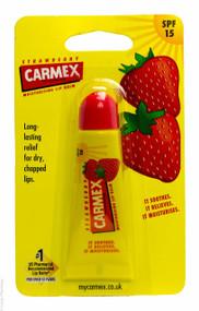Carmex® Strawberry Lip Balm Tube - 10g