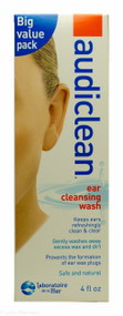 Audiclean® Ear Cleansing Wash Safe And Natural - 115ml