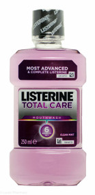 LISTERINE®Total Care Mouthwash 6 Benefits In 1 Clean Mint - 250ml