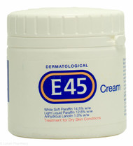 E45 Dermatological Cream For Dry Skin Conditions - 125g