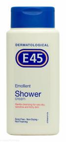 E45 Emollient Shower Cream - 200ml