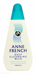 Anne French® Deep Cleansing Milk - 200ml