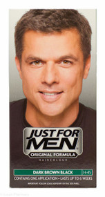 Lucan Pharmacy Just For Men® Original Formula Haircolour Dark Brown Black H-45
