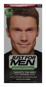 Just for Men® Original Formula Hair Colour - Medium Brown H-35