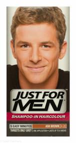 Lucan Pharmacy Just For Men® Original Formula Haircolour Ash Brown H-20