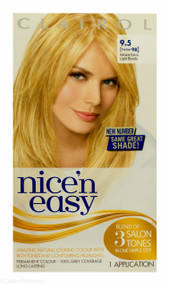 Clairol® Nice'n Easy® - 9.5 Natural Extra Light Blonde