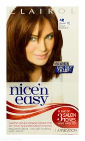 Clairol® Nice'n Easy® - 4R Natural Dark Auburn