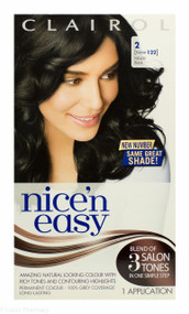 Clairol® Nice'n Easy® - 2 Natural Black