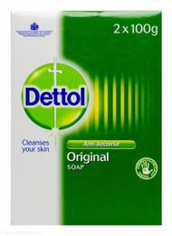 Dettol® Anti-bacterial Original Soap - 2 Pack