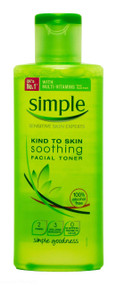 Simple® Kind to Skin Soothing Facial Toner - 200ml